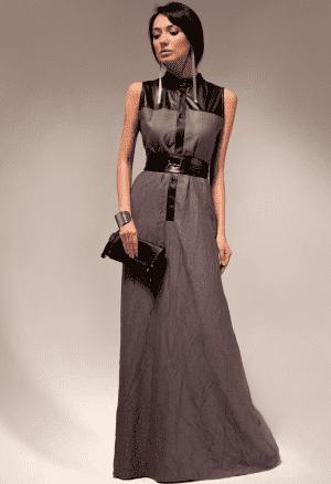 летнее деловое длинное платье сарафан