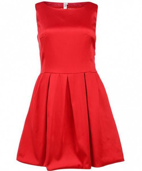 красное платье от Be In