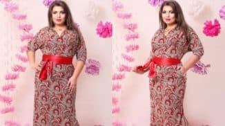 дорогие вечерние платья больших размеров