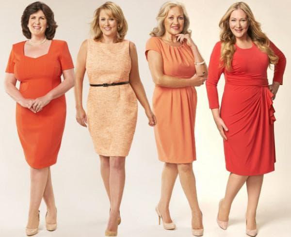 модели летних платьев для женщин за 40 для торжественных встреч