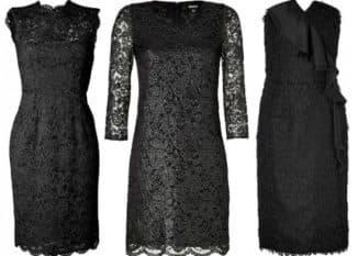 вечернее платье черно белое большие размеры