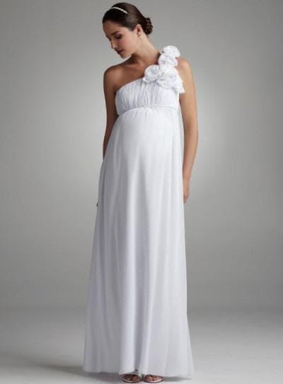 платье для беременных на ранних сроках на свадьбу