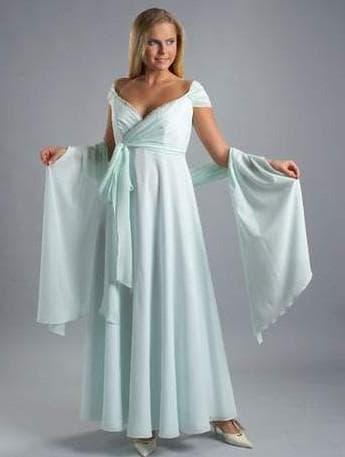 греческое платье для беременных на ранних сроках на свадьбу