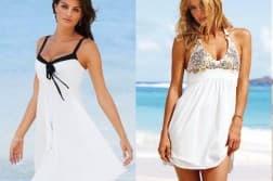 летнее платье для девочки 8 лет