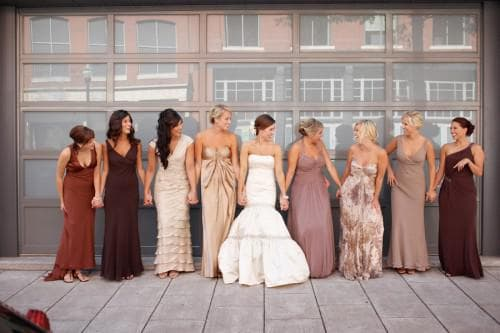 наряды для гостей на свадьбу