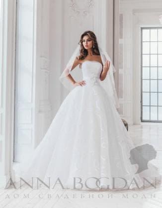 свадебные платья anna bogdan