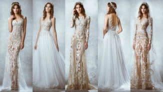 красивое дорогое платье