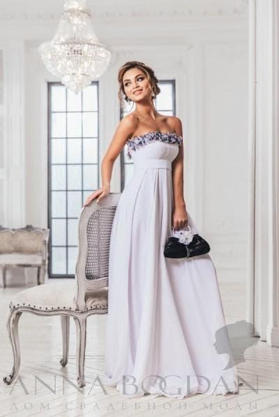 свадебное платье от anna bogdan модель Джессика