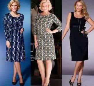 платья из шифона для женщин 40 лет