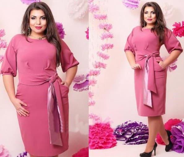 платье больших размеров KOTON