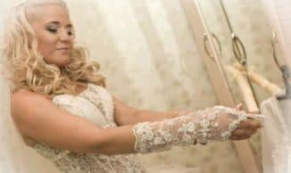 анна богдан свадебные платья разные