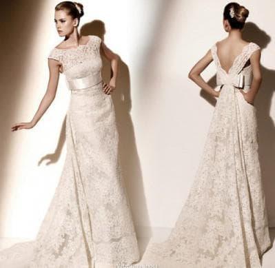 красивое свадебное платье в мире от Валентино