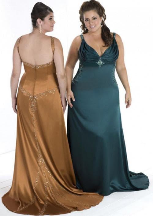 платье больших размеров FAIK SÖNMEZ