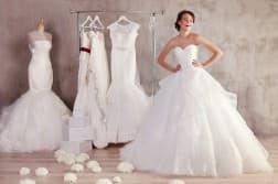 свадебные платья для полных девушек