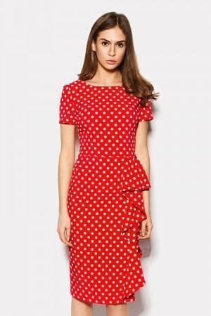 летнее платье для офиса от Nomes