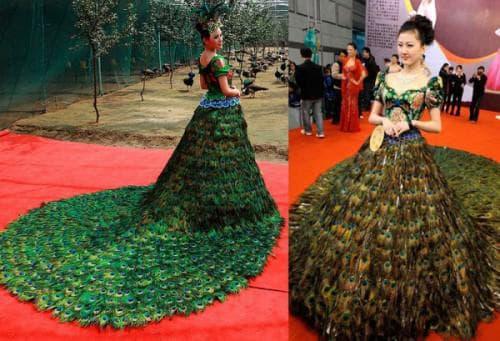 красивое свадебное платье в мире от Гинза Танака