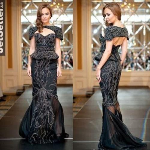 красивое свадебное платье в мире от Мария Грахфогель