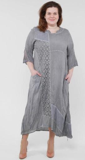 льняное платье из турции от Secoos