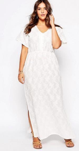 платье для полных женщин с животом от Alice & You