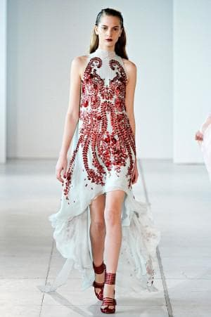 выпускное платье от Antonio Berardi