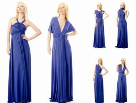 платье трансформер разной длины