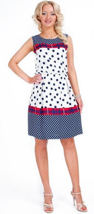 нарядное платье из штапеля от Open Fashion