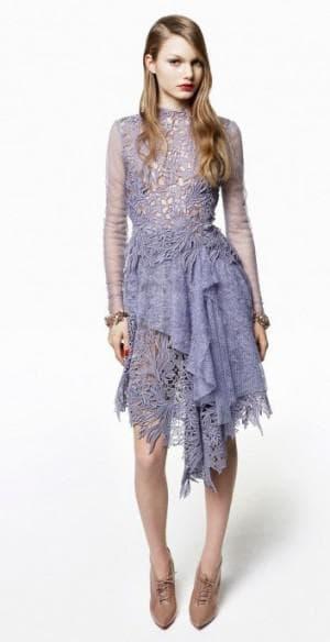 выпускное платье от Blumarine