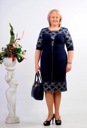 гипюровые платья больших размеров от Dizain Mari
