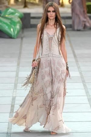 платье бохо от Blumarine