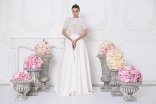 свадебные платья от Юлия Шрейнер