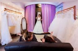 свадебные платья sherri hill