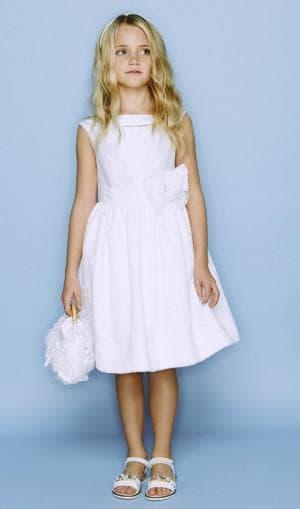 детское платье от Monnalisa ROMANTICO