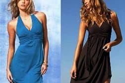 красивые летние платья и сарафаны больших размеров