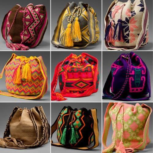 сумка для платья бохо