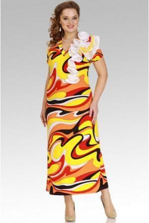 летнее платье от Андрия-стиль
