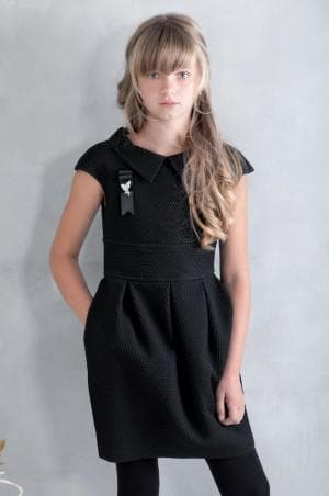 теплое платье для девочки подростка из синтетики