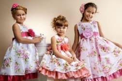 детские выпускные платья в школу 4 класс