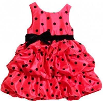 модное платье для девочек 1 год от H&M
