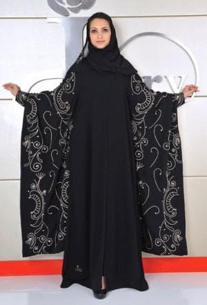 классическое исламское платье