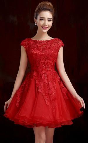 короткое платье для девочек 15 лет на выпускной