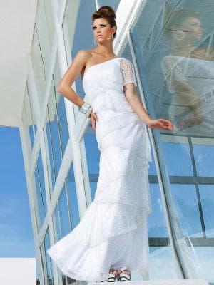 венчальное платье от Tony Bowls