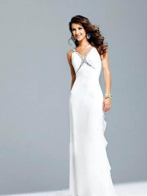 венчальное платье от Faviana