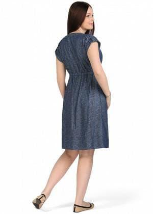 платья из легкой джинсовой ткани
