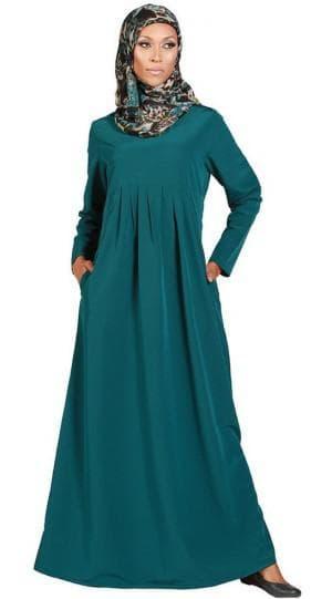 повседневное исламское платье