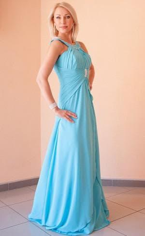 платье в греческом стиле на выпускной для мамы