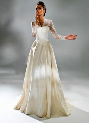 венчальное платье от Rimini