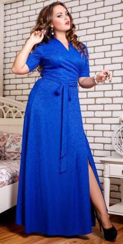 летние платья с запахом 52 размера
