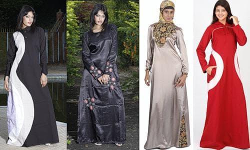 исламское платье от Армани