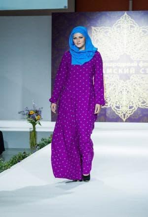 исламское платье от Ирада