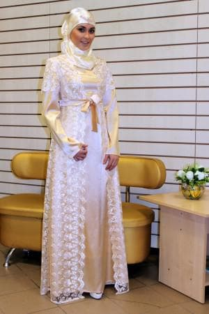 исламское платье от Белла Карима